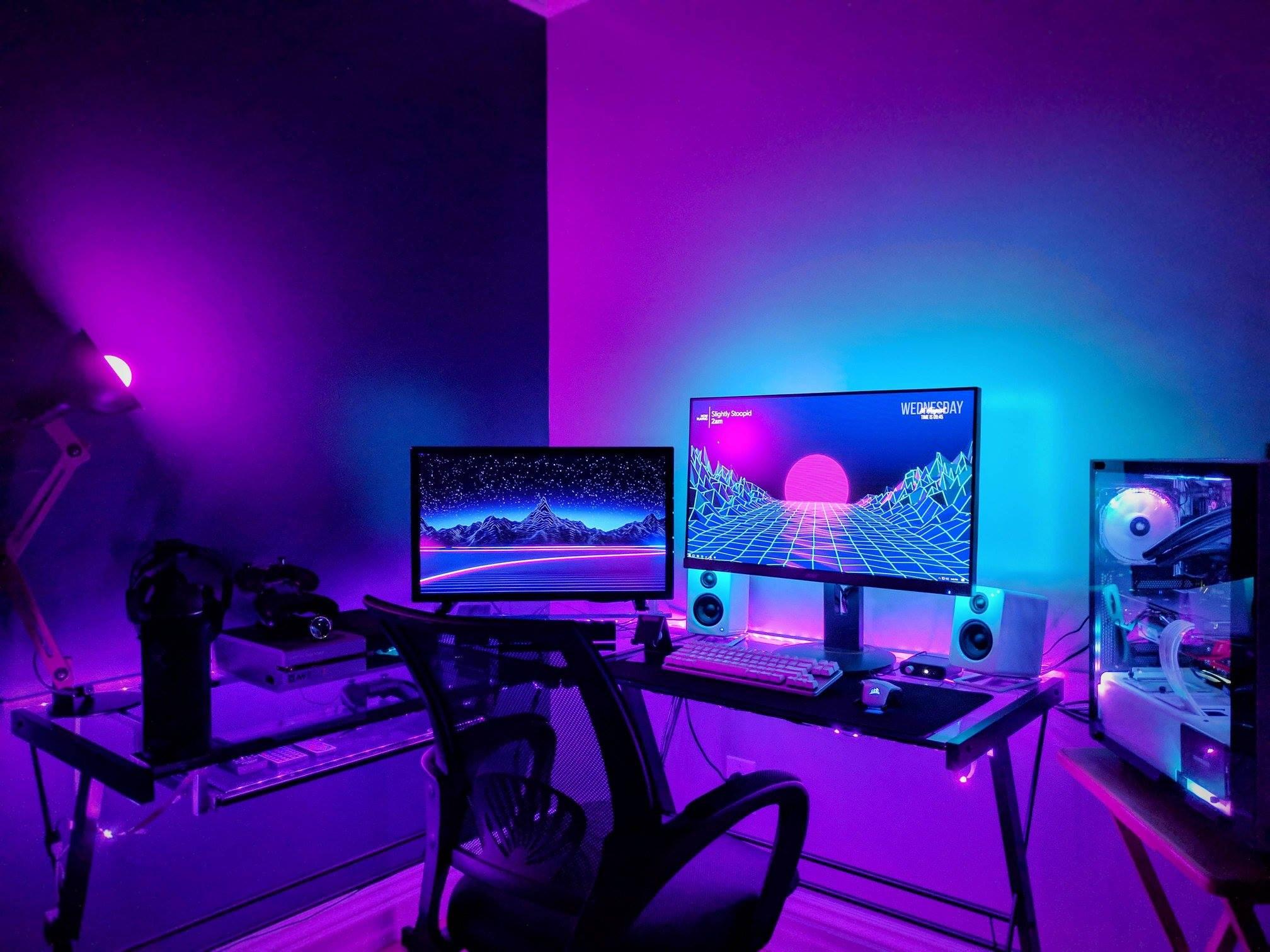 กิเลสแตก นี่แหละห้องคอมพิวเตอร์ในฝันของหลายๆ คน อ่อนแอ